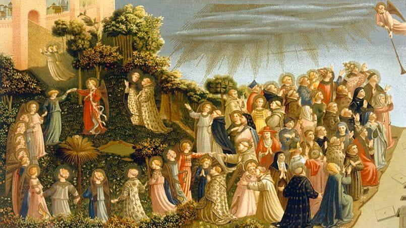 La ronde de tous les saints